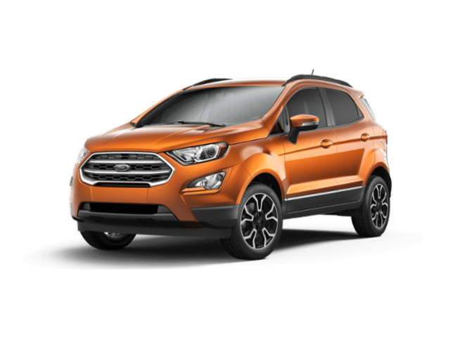 New 2018 Ford EcoSport SE Crossover for sale at Metro Ford Sales and Service in Chicago